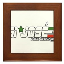 GI JOSE Framed Tile