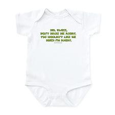 Mr. McGee Hulk Infant Bodysuit