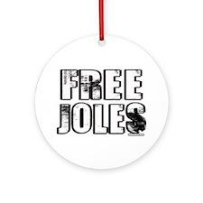 Free Joles Ornament (Round)
