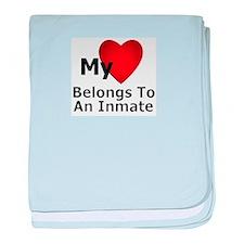Prisoner baby blanket