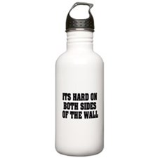 Both Sides Of Wall Water Bottle