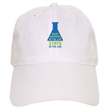 In The Lab Baseball Cap