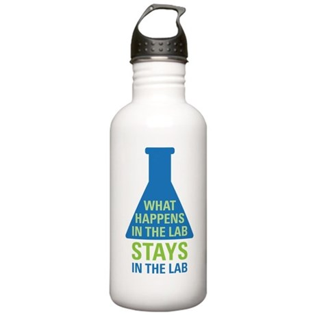 In The Lab Stainless Water Bottle 1.0L