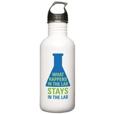 In The Lab Water Bottle