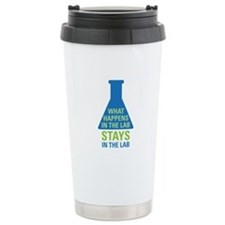 In The Lab Travel Mug