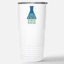 In The Lab Travel Mug