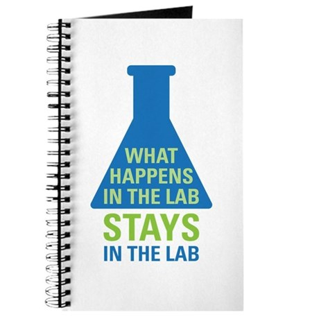 In The Lab Journal by oddmatter