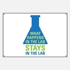 In The Lab Banner