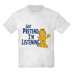 Just Pretend I'm Listening