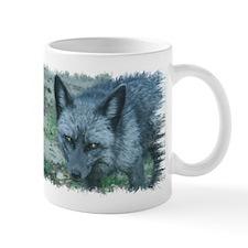 Silver Fox Small Mugs