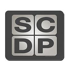Sterling Cooper Draper Pryce Mousepad