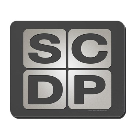 Sterling Cooper Draper Pryce Mousepad by madmentv