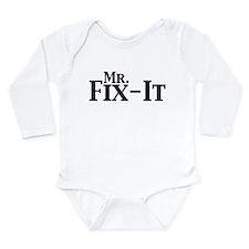 Mr. Fix-It Long Sleeve Infant Bodysuit