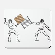Fencing Mousepad