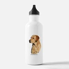 Labrador Retriever 9Y297D-038a Sports Water Bottle