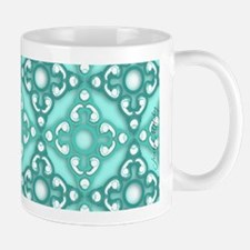 Large Zebrafish Stages Mug in Icy Blue Mugs