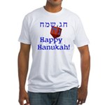 Hanukkah Fitted T-Shirt