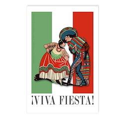 VIVA FIESTA Postcards (Package of 8)