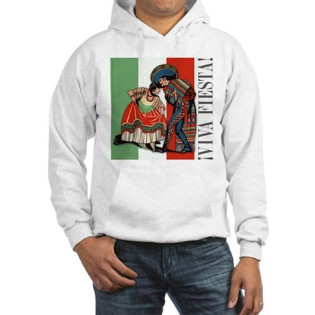 VIVA FIESTA Hooded Sweatshirt
