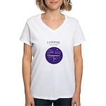 I CHOOSE Women's V-Neck T-Shirt