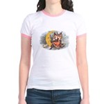 Cigar Fairy Jr. Ringer T-Shirt