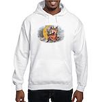 Cigar Fairy Hooded Sweatshirt