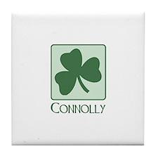 Connolly Family Tile Coaster