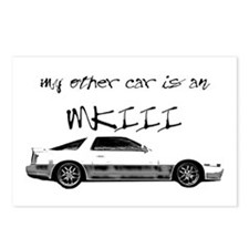 My other Car is an MK3 Postcards (Package of 8)