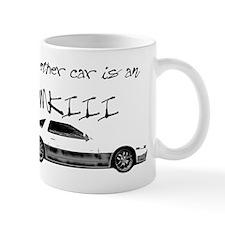 My other Car is an MK3 Mug