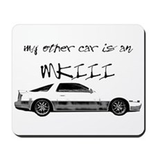 My other Car is an MK3 Mousepad