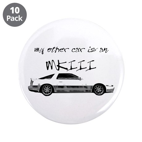 """My other Car is an MK3 3.5"""" Button (10 pack)"""