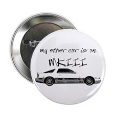 """My other Car is an MK3 2.25"""" Button"""
