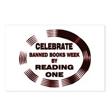 Banned Books Week Postcards (Package of 8)