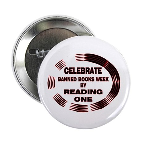 """Banned Books Week 2.25"""" Button (10 pack)"""