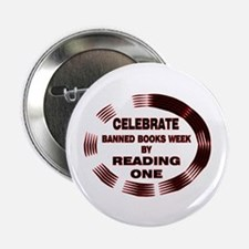 "Banned Books Week 2.25"" Button"