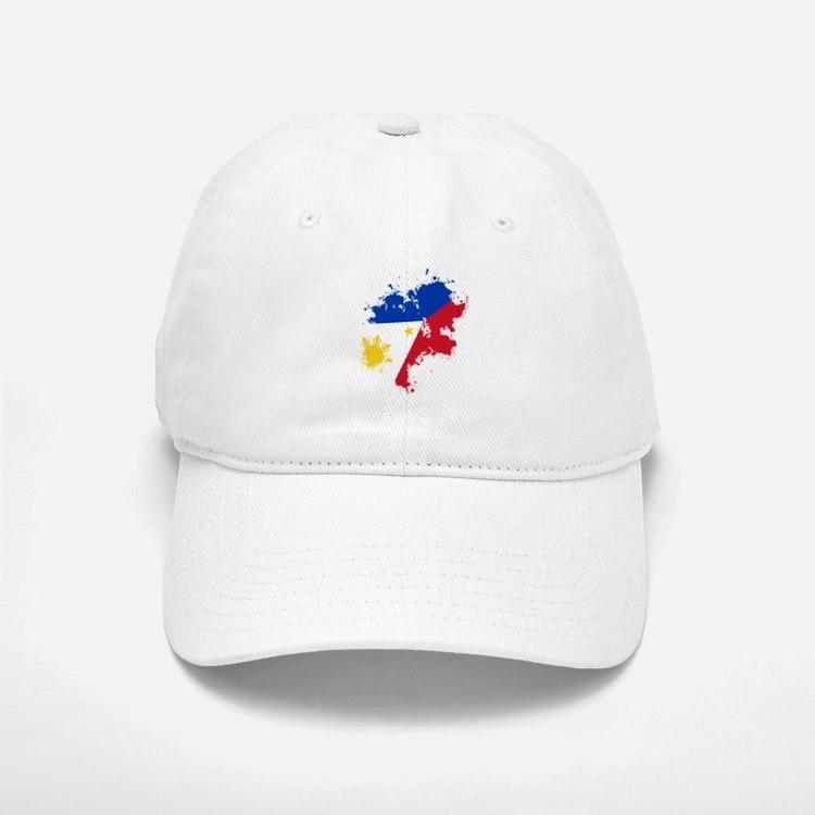 Pinoy Flag Cap