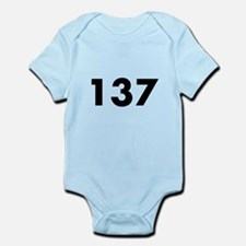 137 Infant Bodysuit