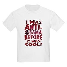 Anti-Obama Cool T-Shirt