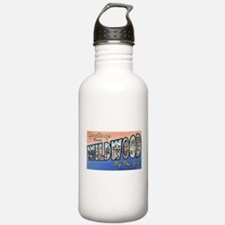 Wildwood by the Sea Water Bottle