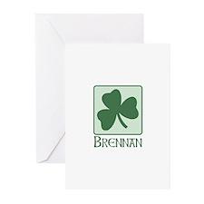 Brennan Family Greeting Cards (Pk of 10)