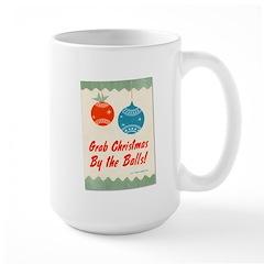 Christmas By the Balls Mug