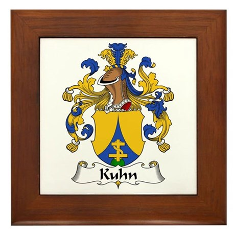 Kuhn Framed Tile
