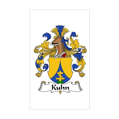 Kuhn Sticker (Rectangle)