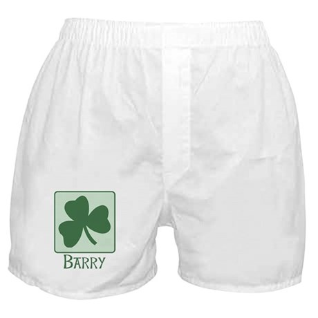 Barry Family Boxer Shorts