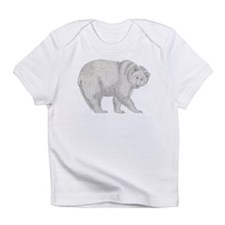 Grizzly and Tracks Infant T-Shirt