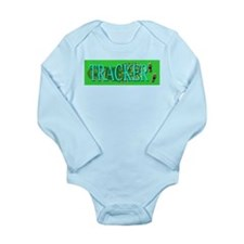 Tracker Long Sleeve Infant Bodysuit