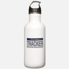 West Virginia Tracker Water Bottle