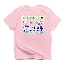 Rainbow Tracks Guide Infant T-Shirt