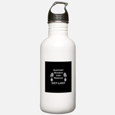 Support Search and Rescue Water Bottle