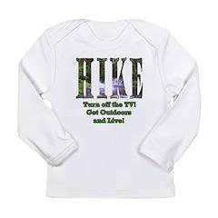 Go For A Hike Long Sleeve Infant T-Shirt